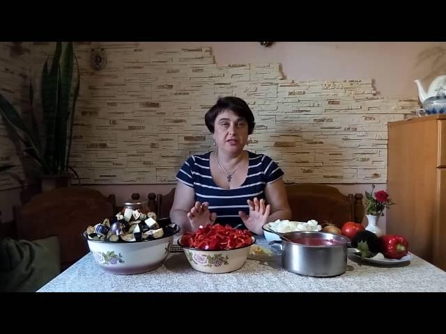 «Десятка»-овощной салат на зиму