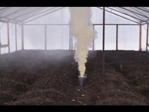 Как обеззаразить теплицу на зиму от насекомых? Дача ТВ