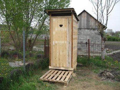 Как ухаживать за уличным туалетом на даче? Дача ТВ