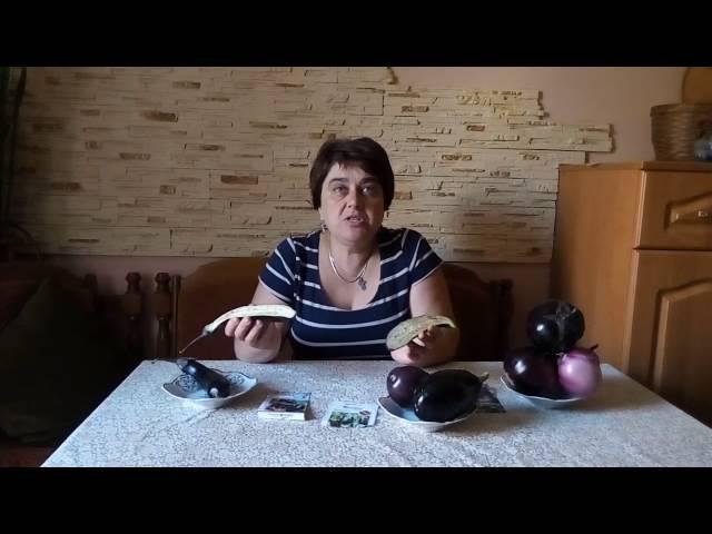 Урожайные сорта баклажан