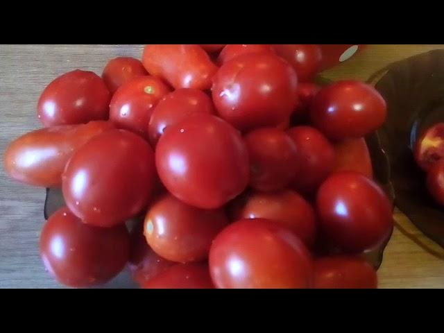 Вяленные помидоры—настоящий деликатес.Как приготовить вяленные томаты.