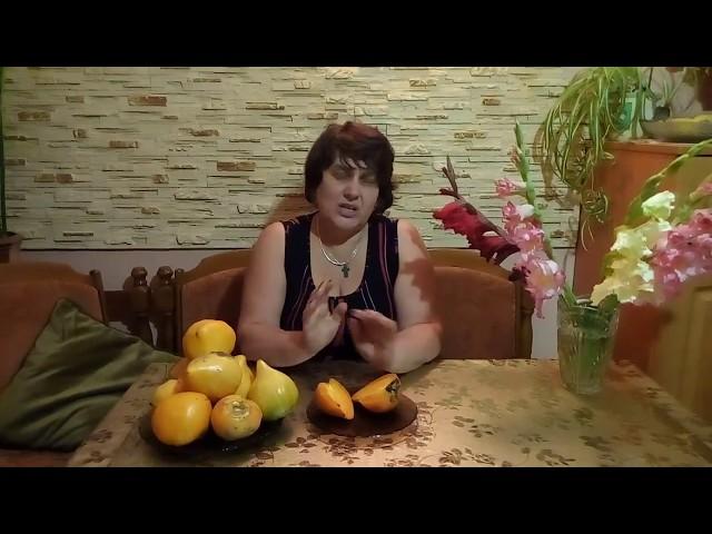 Самый вкусный желтоплодный сорт томата—»Оранжевая клубничка»!!!