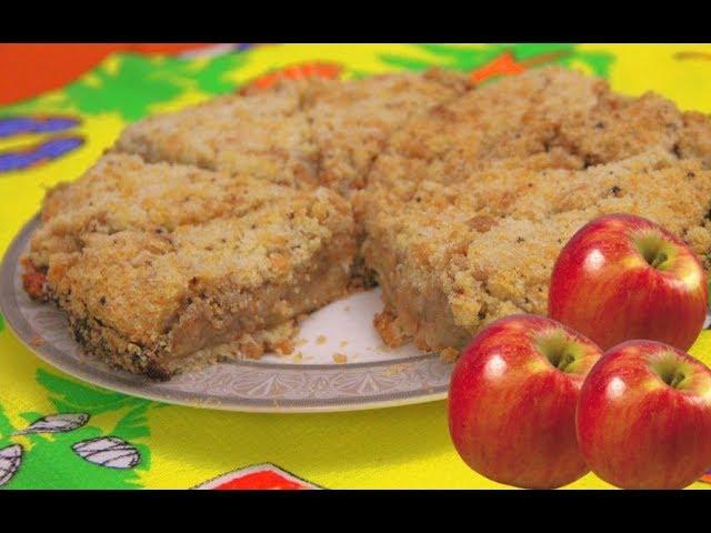 Обалденный Яблочный Пирог. Может Приготовить Даже Ребенок!