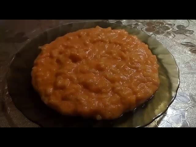 Тыквенная (Гарбузова) каша.Рецепт самой вкусной каши.