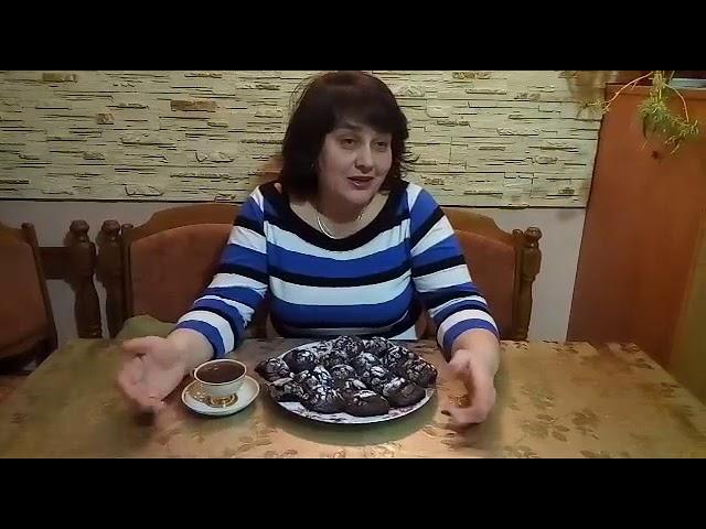 Обалденное печенье «ТРЕЩИНКИ», которое получается с первого раза.