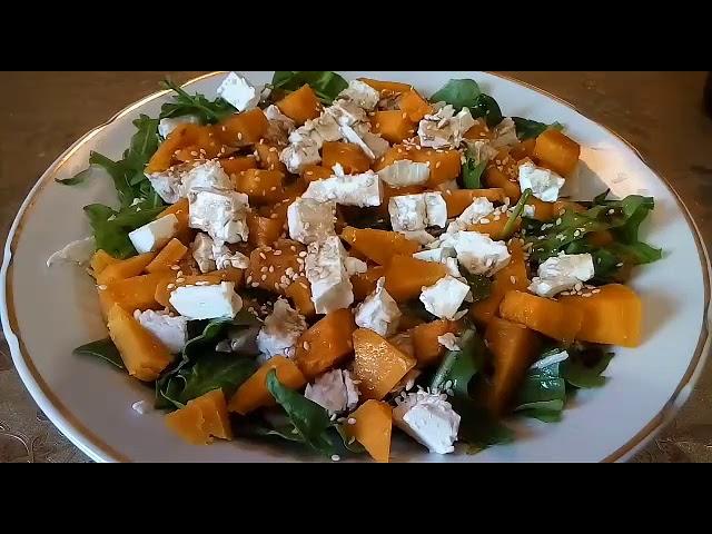 Салат «Осенний блюз»-очень вкусный и полезный.
