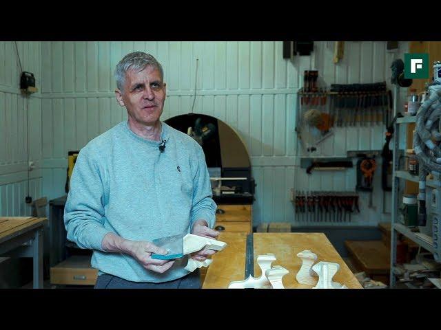Как сделать ножки для мебели. СТРОИТЕЛЬНЫЕ ЛАЙФХАКИ // FORUMHOUSE