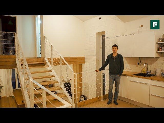 Интерьерные решения в доме из кирпича // FORUMHOUSE