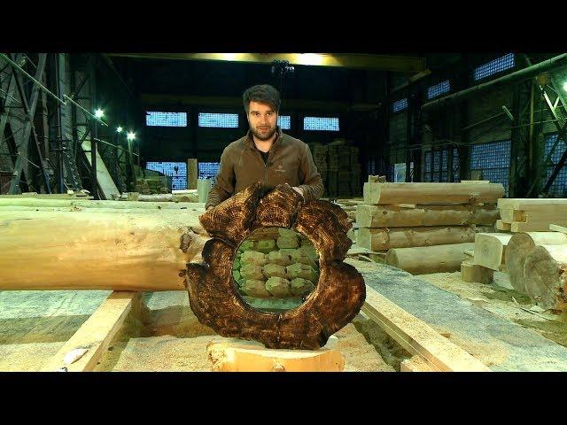 Делаем зеркало с состаренной деревянной рамой. СТРОИТЕЛЬНЫЕ ЛАЙФХАКИ // FORUMHOUSE