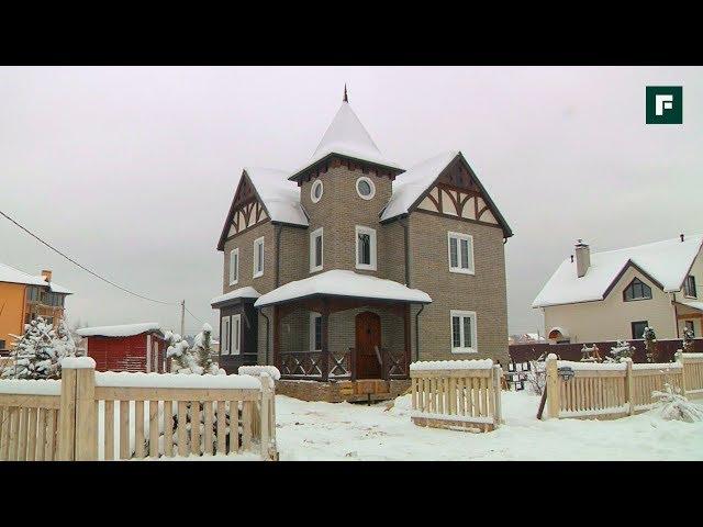 Дом из сип-панелей в викторианском стиле. Особенности возведения и отделки // FORUMHOUSE