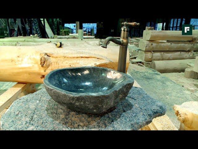 Необычная мойка для деревянного дома. Строительные лайфхаки //FORUMHOUSE