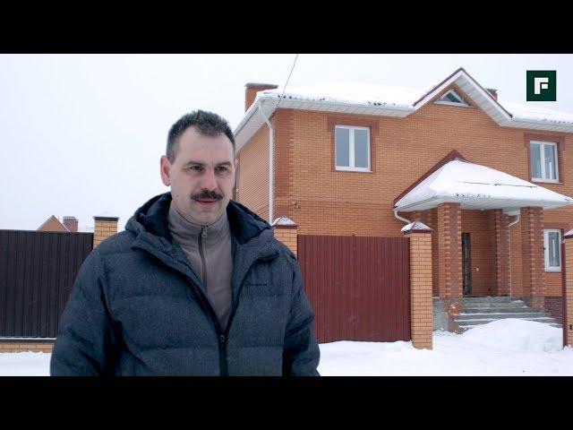 Солидный дом с постепенным вложением средств // FORUMHOUSE