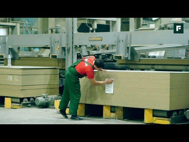 ЦСП: особенности производства и применения цементно-стружечной плиты // FORUMHOUSE