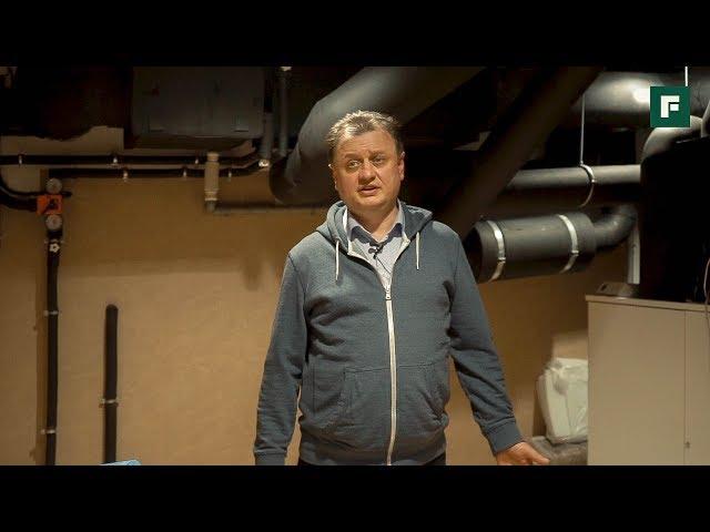 Приточно-вытяжная вентиляция в пассивном доме // FORUMHOUSE