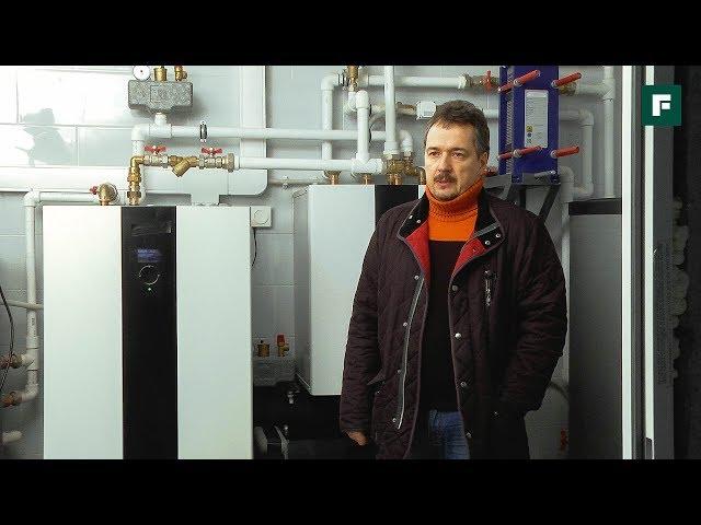 Грунтовый теплообменник, холодильная комната и рекуператор. Энергоэффективная инженерия //FORUMHOUSE
