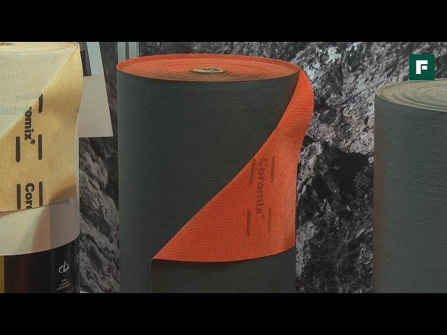 Обзор мембран и гидроизоляционных материалов на выставке Мосбилд-2018 // FORUMHOUSE