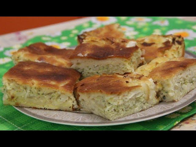 Рецепт простых и быстрых пирогов